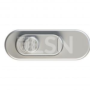 Escudo Geminy Spanien-Rosette máxima seguridad