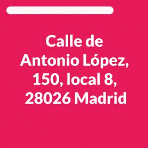 Dirección de Madrid Loisan
