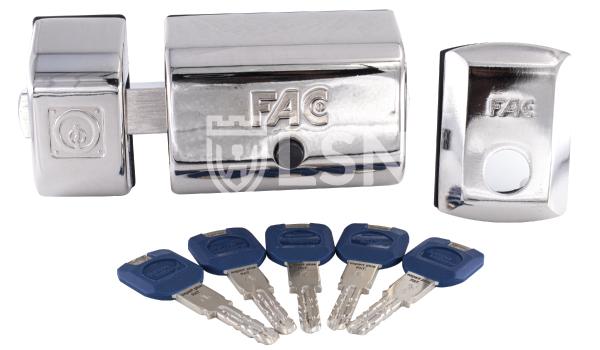 Cerrojo FAC KB con llaves Kaba